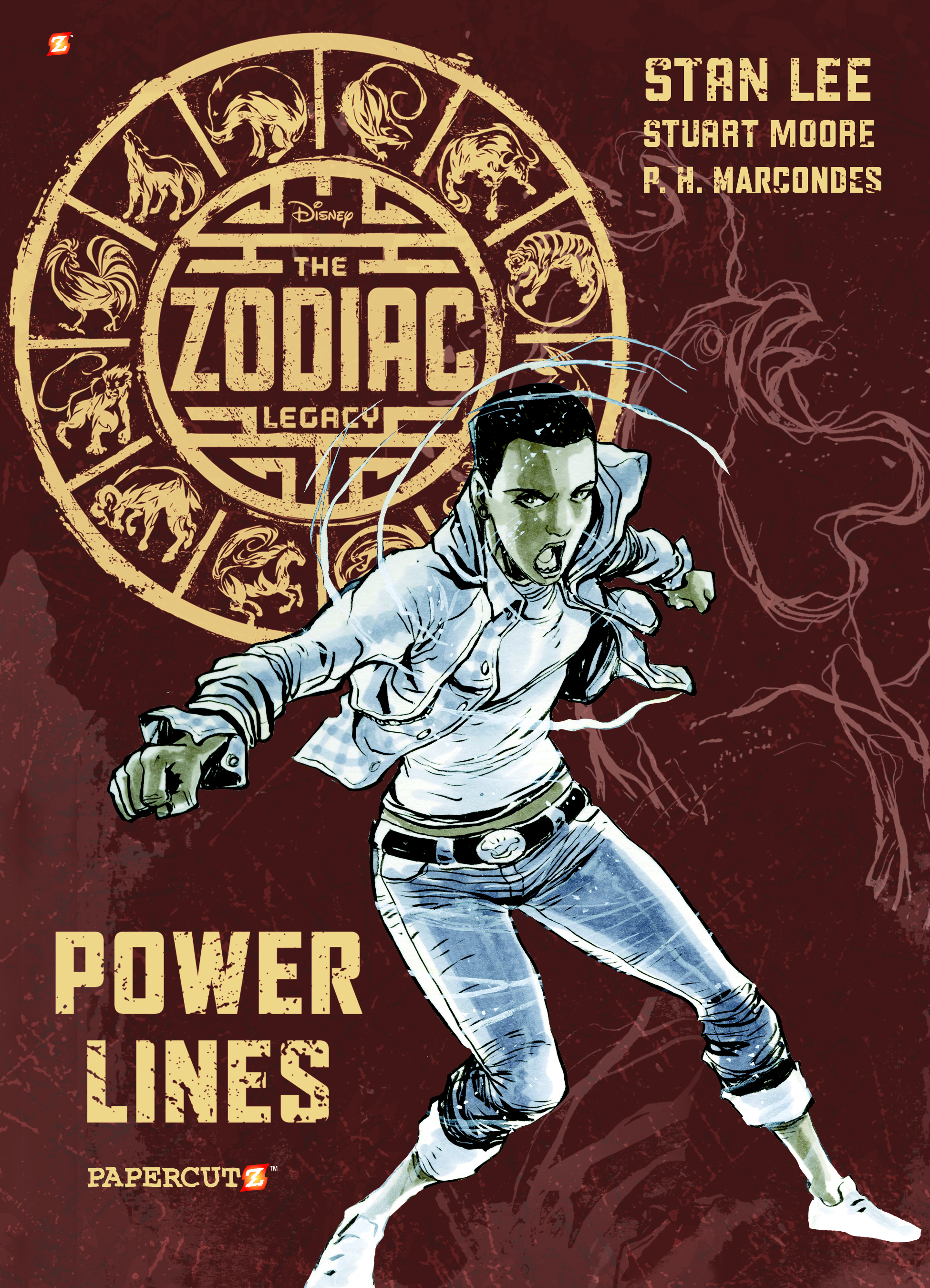 "The Zodiac Legacy #2: ""Power Lines"""