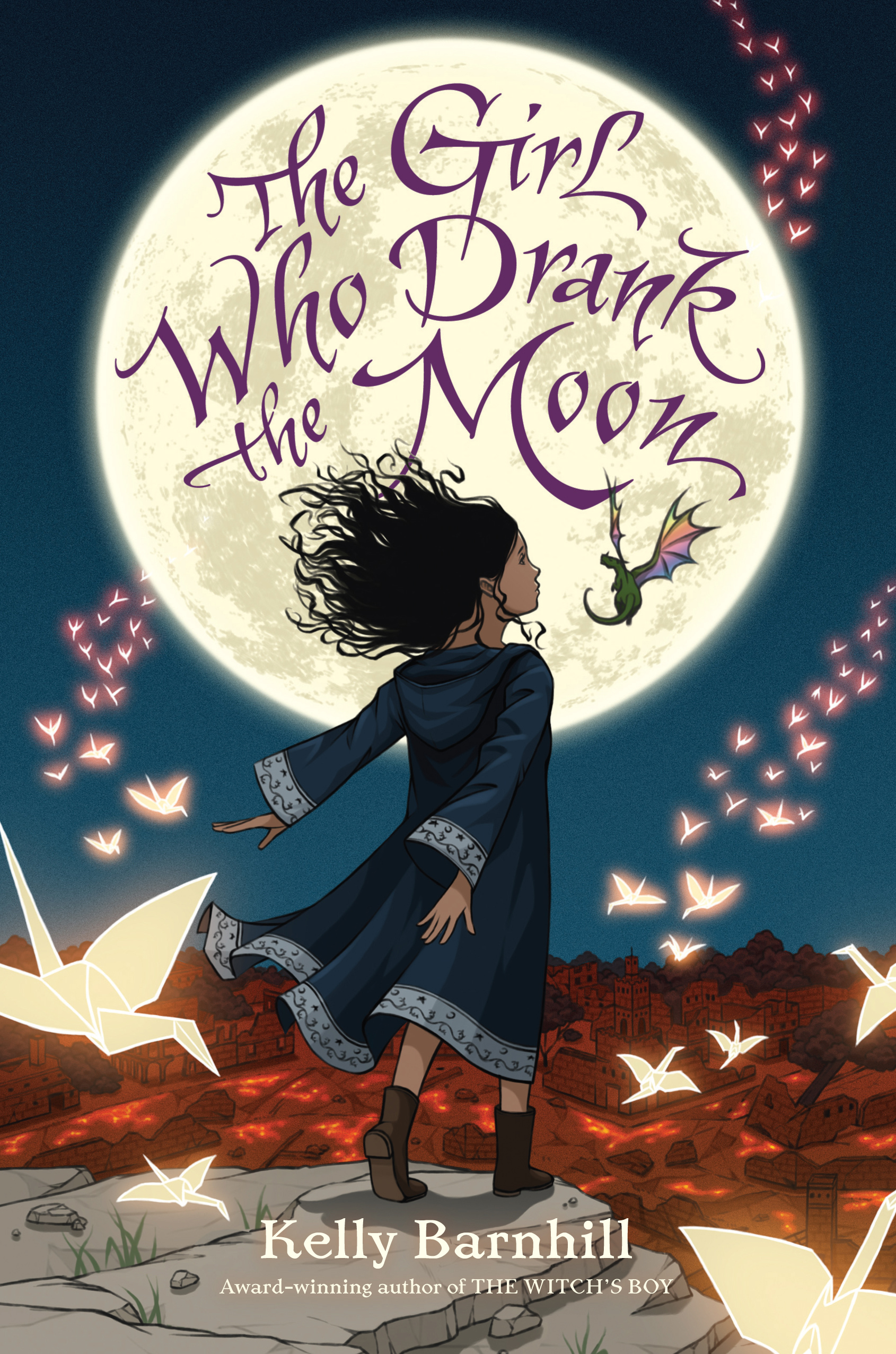 The Girl Who Drank Moon