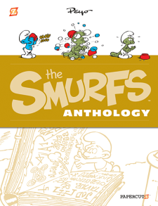 Smurfs Anthology #4