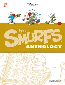 Smurfs Anthology #4