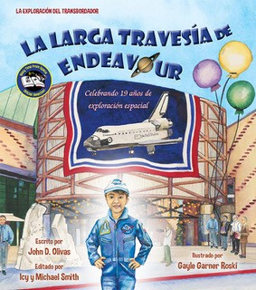 La larga travesía de Endeavour