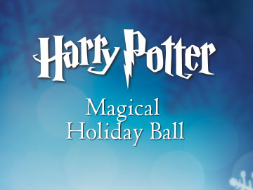 Barnes & Noble Invites Customers to Experience Its First-Ever Harry Potter Magical Holiday Ball On December 9