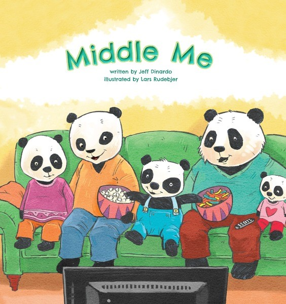 Middle Me: A Growing-Up Story of the Middle Child