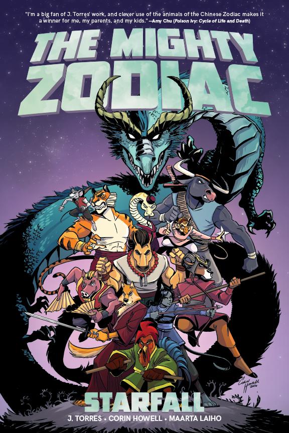 The Mighty Zodiac: Starfall