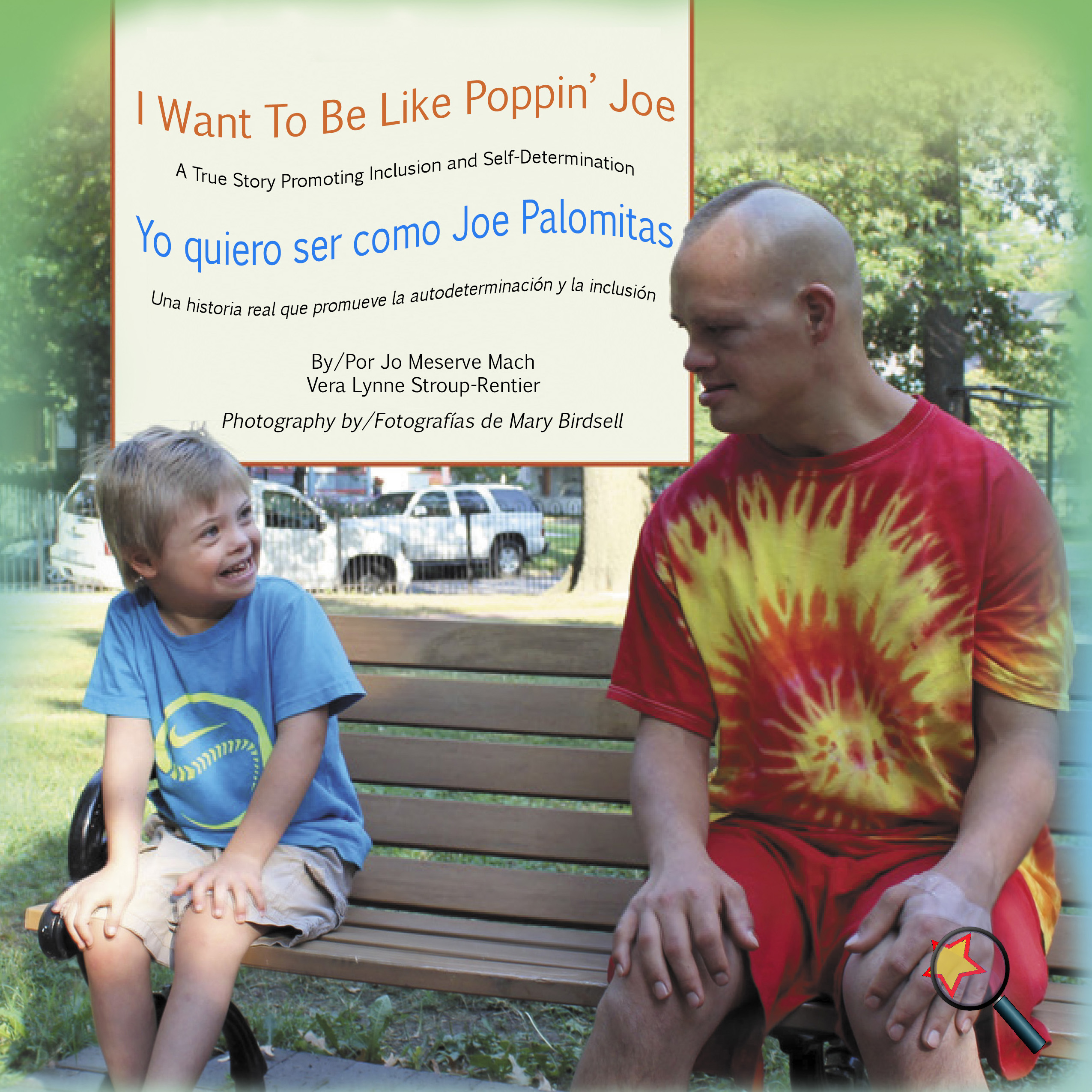 I Want To Be Like Poppin' Joe/Yo quiero ser como Joe Palomitas