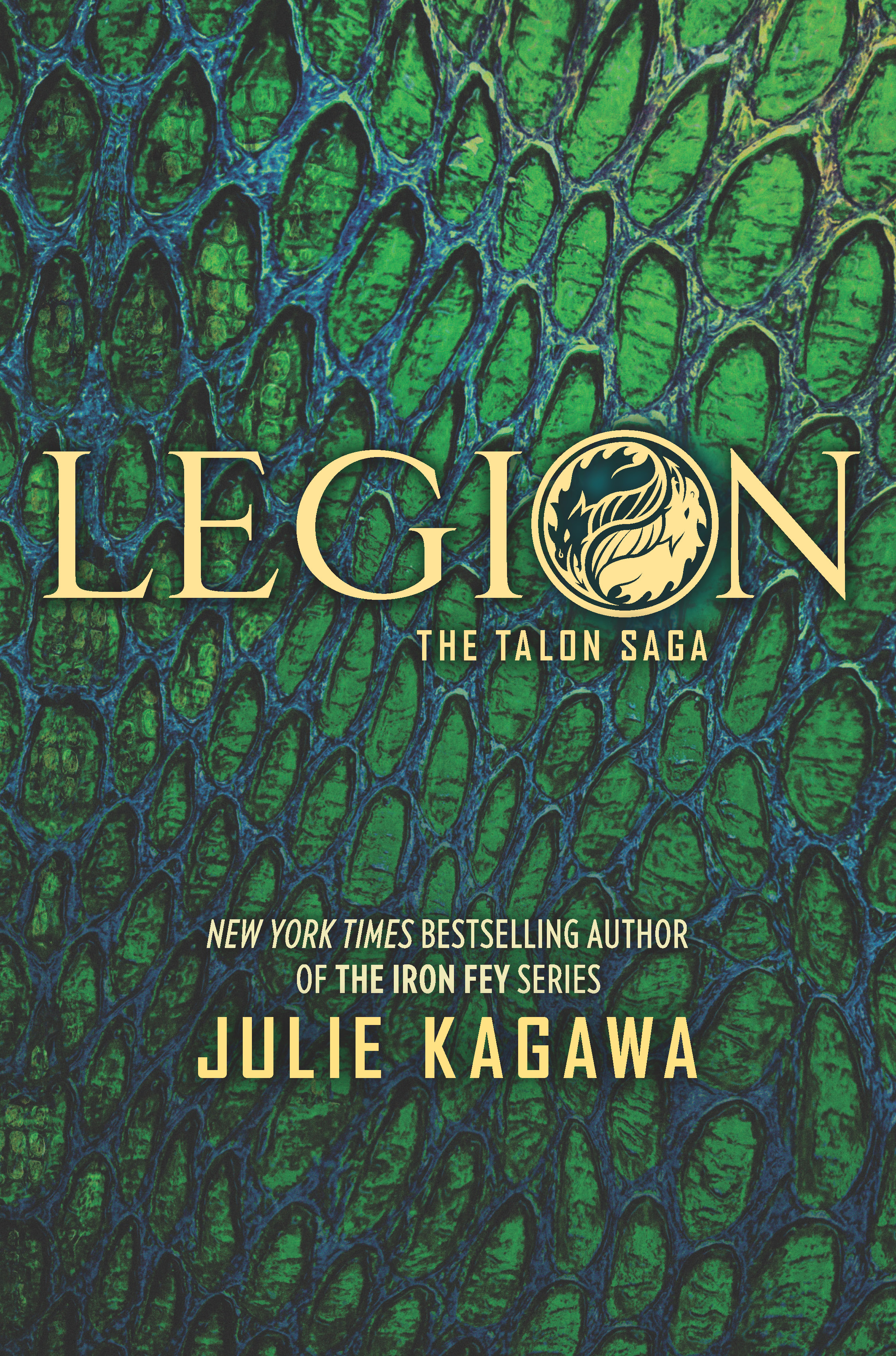 Legion (Book 4, Talon series)