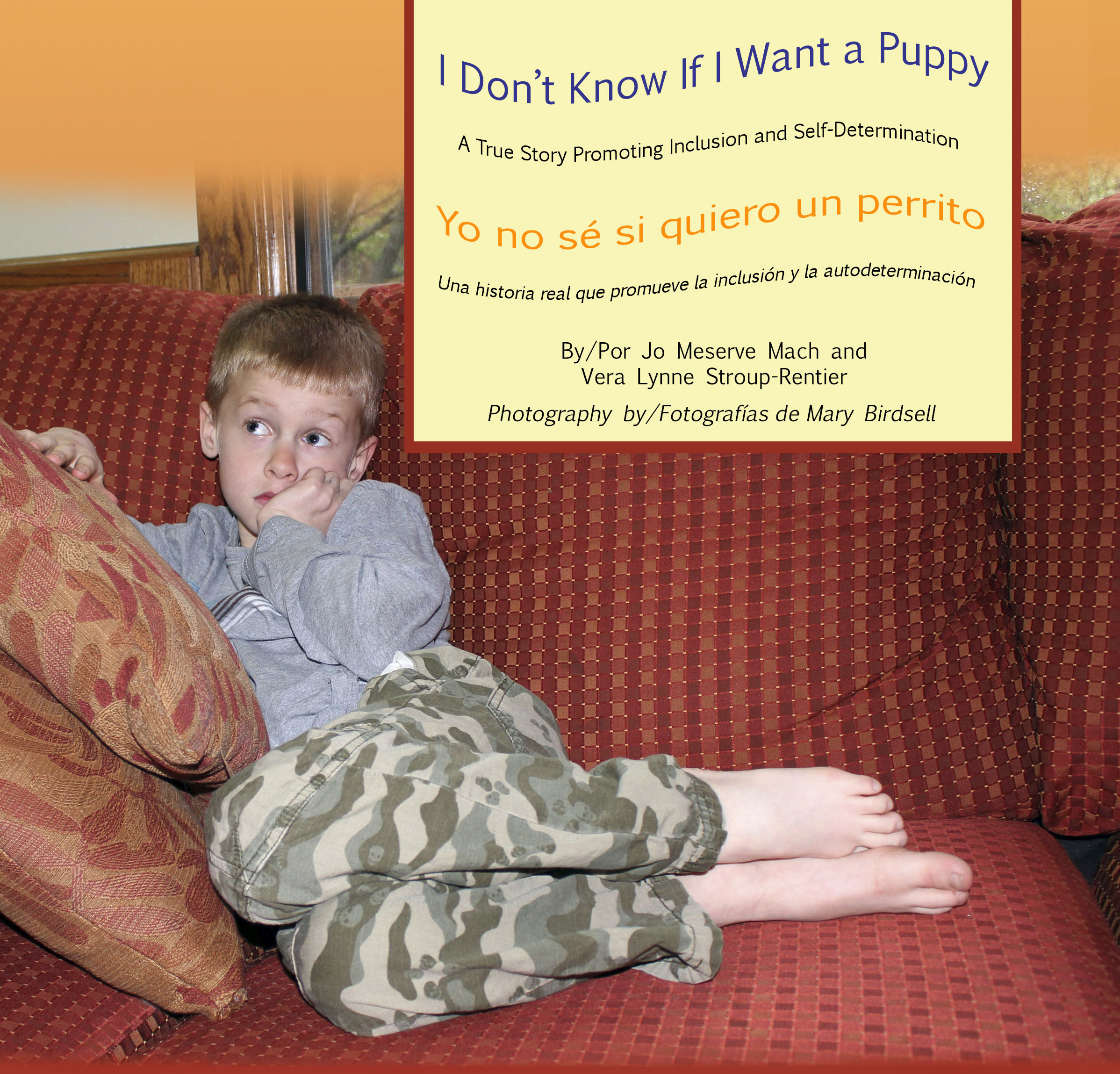 I Don't Know If I Want a Puppy/Yo no sé si quiero un perrito