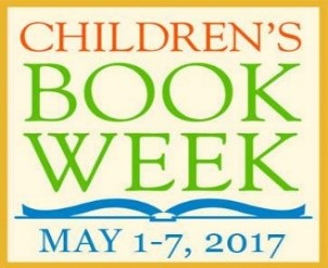 Four Official 2017 Children's Book Week Bookmarks Revealed