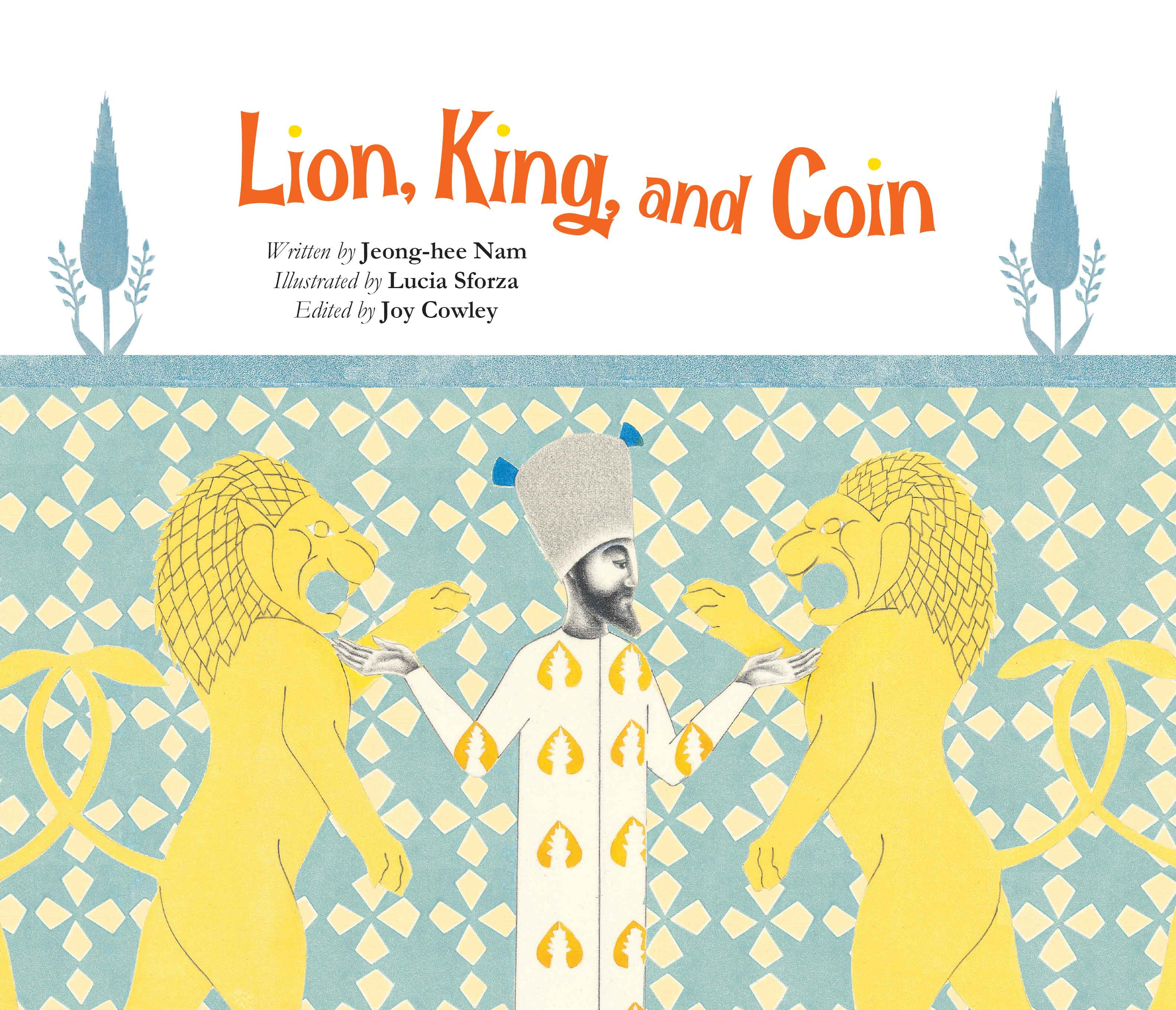 Lion, King, Coin