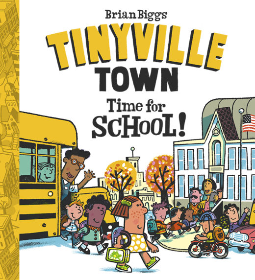 Tinyville Town: Time for School