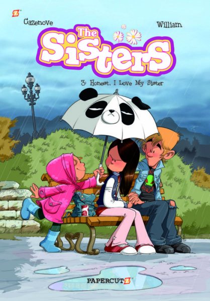"The Sisters Vol. 3: ""Honestly, I Love My Sister"""