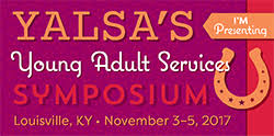 Heading to the YALSA YA Services Symposium in November?