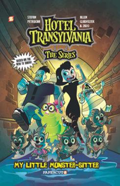 Hotel Transylvania #2: My Little Monster-Sitter
