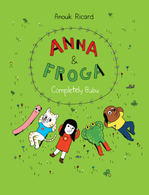 Anna and Froga's Completely Bubu