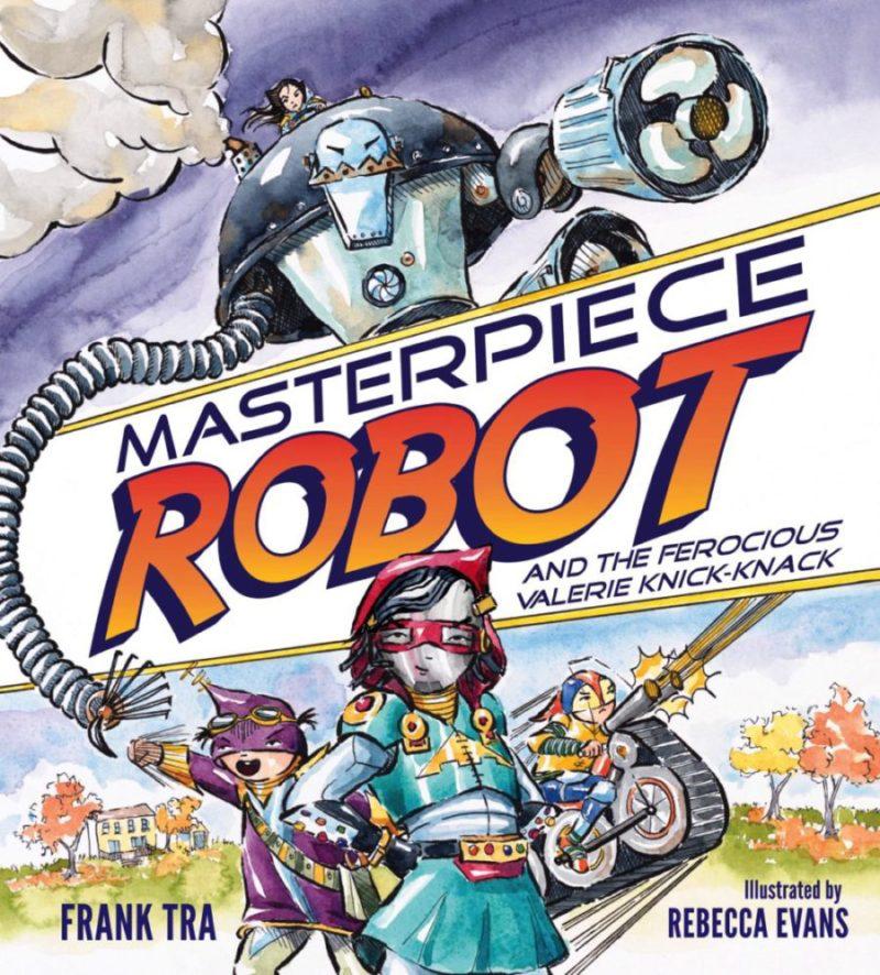 Masterpiece Robot | Children's Book Council