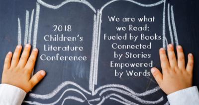 Excellent Author Lineup at the 2018 Shenandoah University Children's Literature Conference