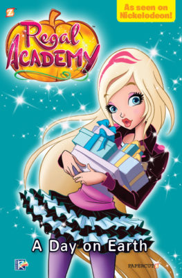 Regal Academy #3: One Day on Earth