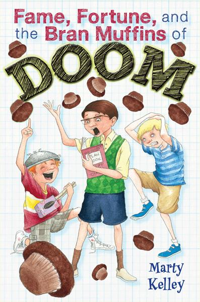 Fame, Fortune, and the Bran Muffins of Doom