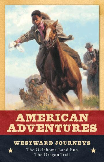 American Adventures Westward Journeys