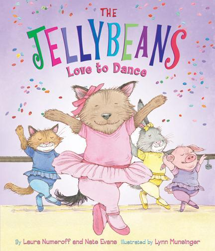 The Jellybeans Love to Dance