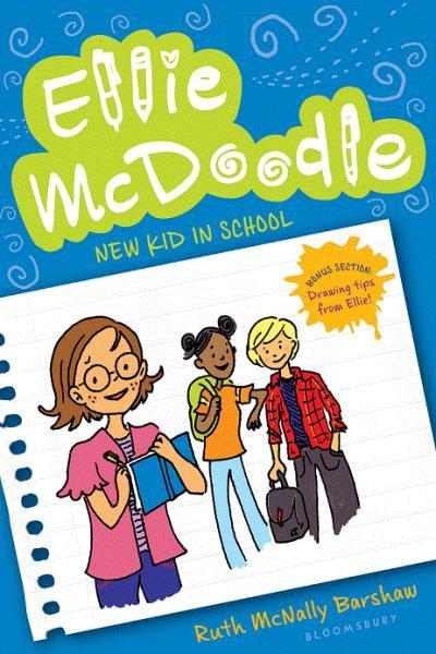 Ellie McDoodle: New Kid in School
