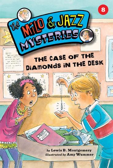 The Case of the Diamonds in the Desk