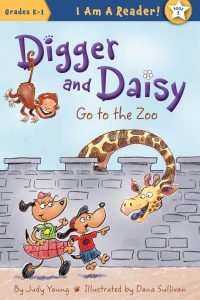 Digger and Daisy: Go to the Zoo