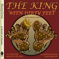 The King With Dirty Feet