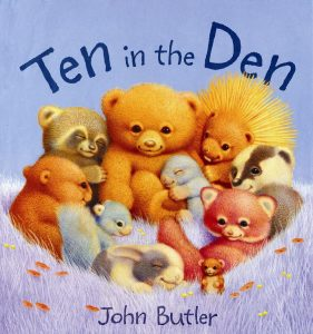 Ten in the Den