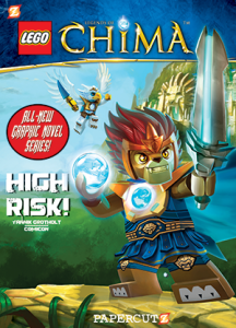 LEGO Legends of Chima #1: High Risk!
