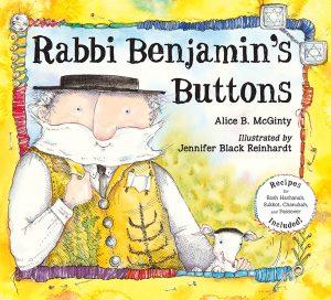 Rabbi Benjamin's Buttons
