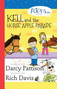 Aliens, Inc. Series, Book 2: Kell and the Horse Apple Parade