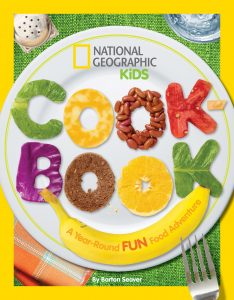 National Geographic Cookbook