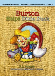 Burton Helps Dixie Duck