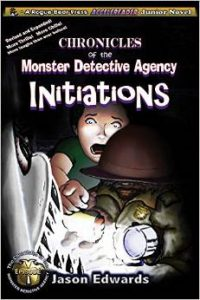 Chronicles of the Monster Detective Agency – INITIATIONS
