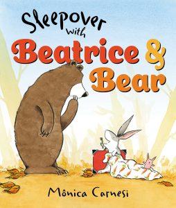 Sleepover with Beatrice & Bear