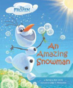 An Amazing Snowman