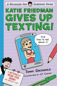 Katie Friedman Gives Up Texting (And Lives to Tell About It)