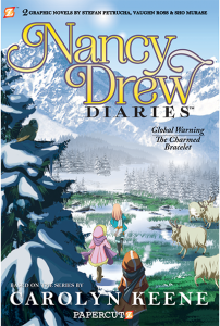 Nancy Drew Diaries Vol. 4