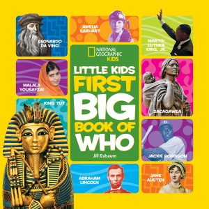 Little Kids Big Book of the Who