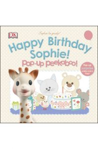 Sophie La Girafe: Pop-Up Peekaboo Happy Birthday Sophie!