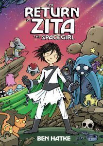 The Return of Zita the Spacegirl