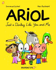 """Ariol Vol. 1 """"Just a Donkey Like You and Me"""""""