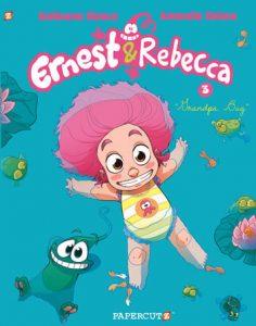 """Ernest & Rebecca  Vol. 3: """"Grandpa Bug"""""""