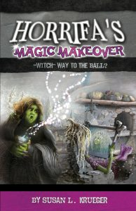 "Horrifa's Magic Makeover: ""Witch"" Way to the Ball?"