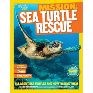National Geographic Kids Mission: Sea Turtle Rescue