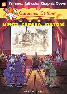Geronimo Stilton #16: Lights, Camera, Stilton