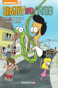 Sanjay and Craig #1: Fight the Future with Flavor