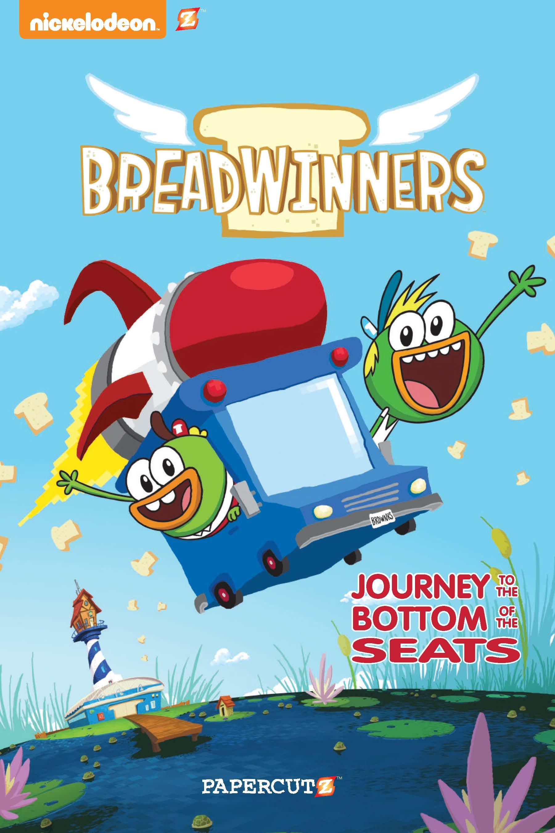 Breadwinners #1