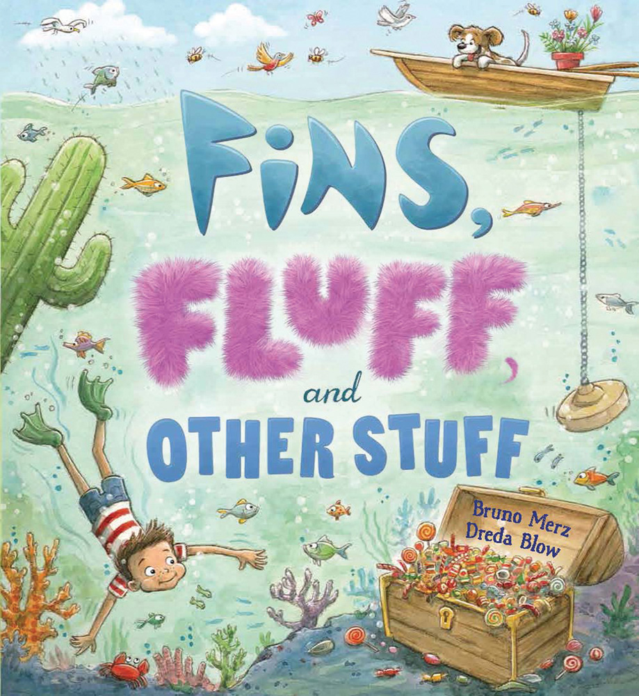 Fins, Fluff, and Other Stuff
